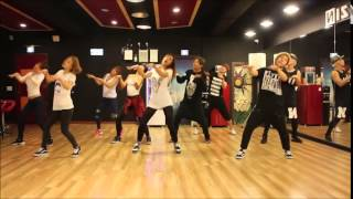 ailee   dont touch me mirrored dance pratice