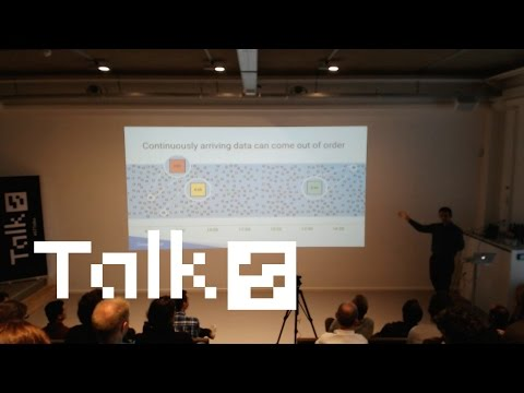 James Brook / Streaming data pipelines with Apache Beam and Google Cloud / Sanoma TechTalks