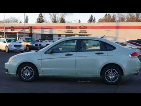 2010 Ford Focus Minneapolis MN St-Paul, MN #W85542M - SOLD