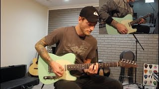 Kane Brown Good As You Guitar Cover.mp3