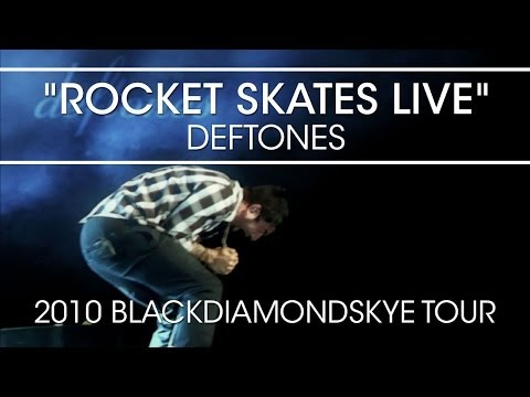 Deftones Rocket Skates Live HD on the 2010 Blackdiamondskye Tour