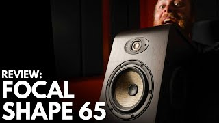 Review: Focal 'Shape' 65 Reference Monitors