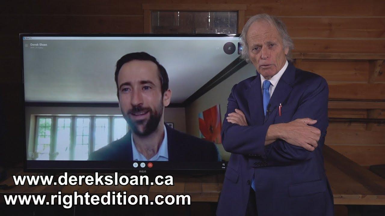Brian Visits with Derek Sloane