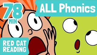 ALL Phonics | Fun Phonics | How to Read | Made by Red Cat Reading