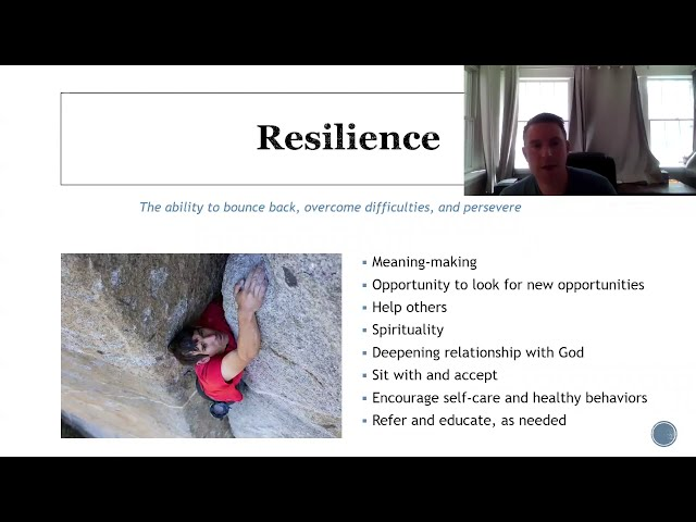 Resilience & Coping