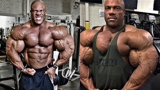 PHIL HEATH - I'm ready for the Mr. Olympia 2018