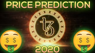 Tezos (XTZ) Price Prediction 2020 & Analysis