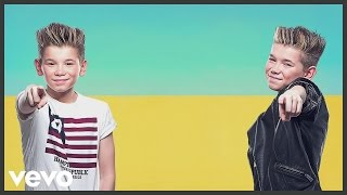 Marcus & Martinus - Hei (Lyric Video)