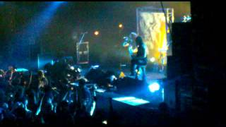 Machine Head - Beautiful Morning (MADRID 16-11-2011 Sala La Riviera)