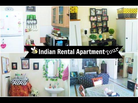 Home Tour    Indian Rental Apartment Tour [Our Previous Rental Apartment ]   Home Hashtag Life