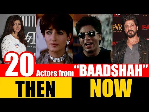 """20-bollywood-actors-from-""""baadshah""""-1999-