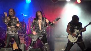 Nifelheim - Tormentor (Tormentor Cover) & The Final Slaughter Live @ Muskelrock 2013