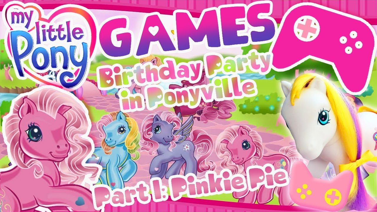 my little pony meet the ponies video game