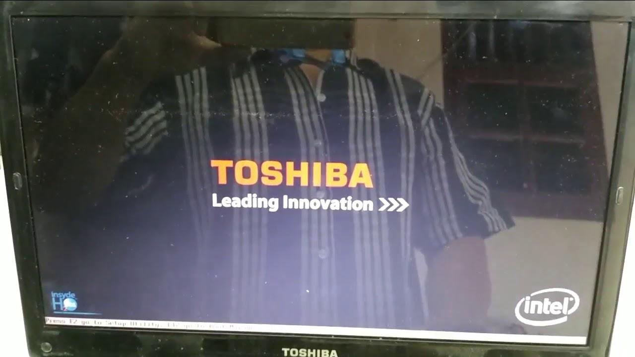 How To Repair Toshiba Satellite L510 Laptop Blue Screen Hang Restart