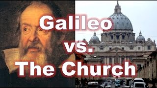 FLAT EARTH  - Galileo vs. The Church: A Hegelian Dialectic