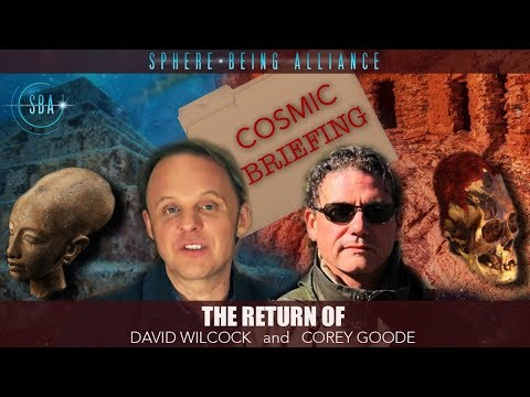 Cosmic Briefing - David Wilcock & Corey Goode Reunion Interview 2019