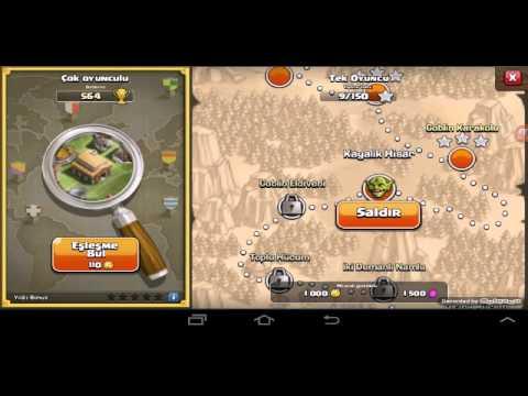 Clash of clans zaman hilesi