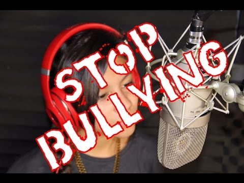 "BABY KAELY (JUST LIKE THAT) ""STOP BULLYING""  now 11YR OLD KID RAPPER"