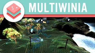 Indie Bytes - A Taste Of Multiwinia Gameplay