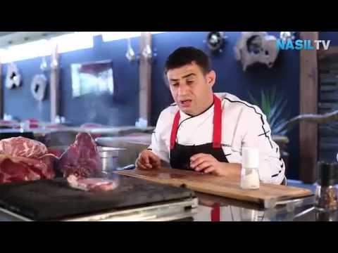 Dana antrikot nasıl pişirilmelidir NasılTV