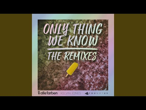 Only Thing We Know (Pete Sabo Remix)