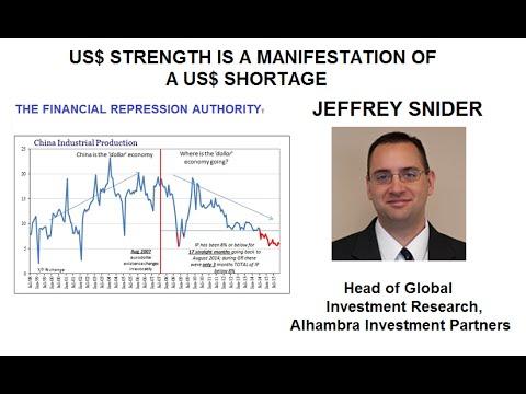 US$ STRENGTH IS A MANIFESTATION OF A US$ SHORTAGE- 03-04-16 - FRA w/Jeff Snider