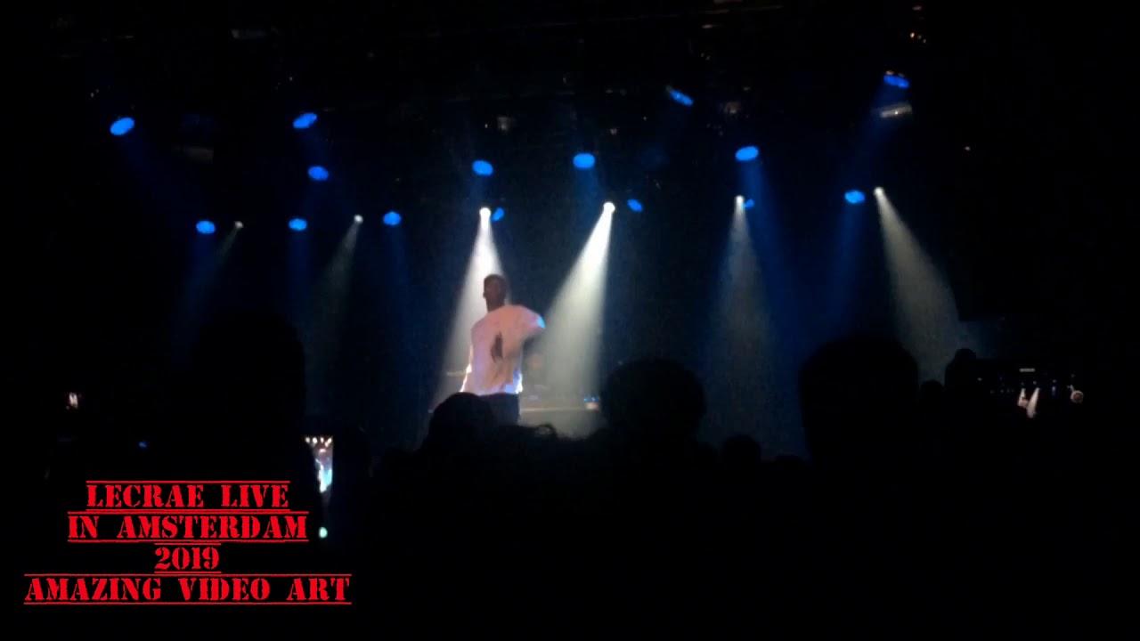 Lecrae 2019 Amsterdam I'm Turnt