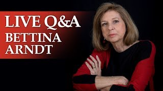 Q&A Live with Bettina Arndt - 30,000 subscriber milestone