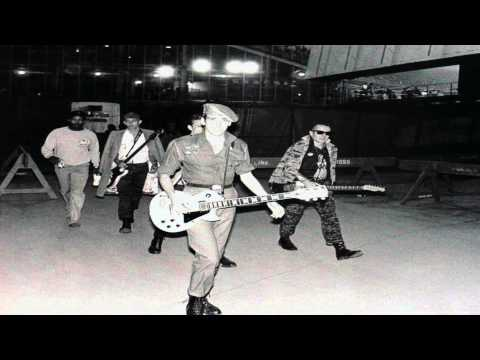 THE CLASH ROCK THE CASBAH HOT TRACKS MIX