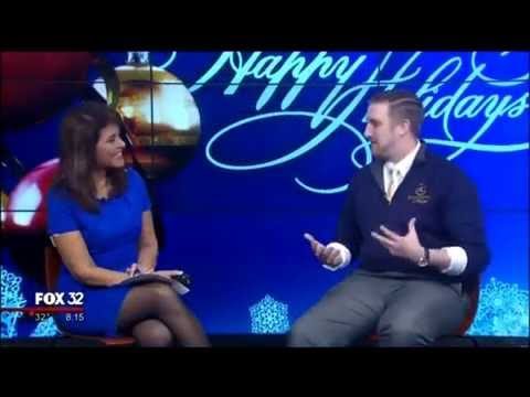 MacCormac College & Fox 32 - Holiday Party Etiquette