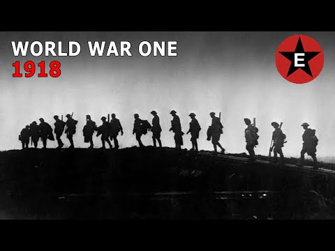 World War One - 1918