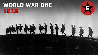 World War One - 1918