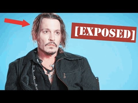The Shady Truth Revealed About Johnny Depp