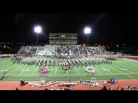 Clark Cougar Band: For Whom The Bell Tolls, 2015