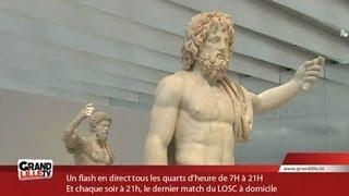 La Région des Musées : Le Louvre Lens