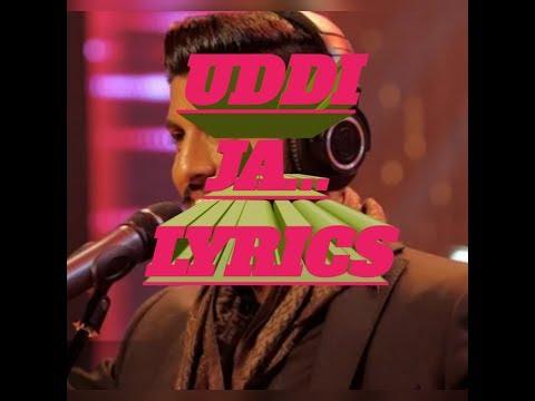 UDDI JA LYRICS BY COKE STUDIO