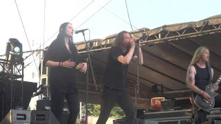 Draconian - The Drowning Age live @ Made of Metal - 2015