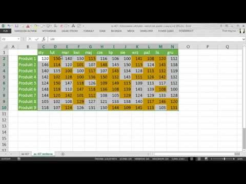 Excel 227 Wyszukaj Pionowo Kilka Kryteriów Indeks