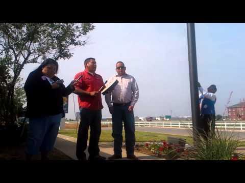 Comanche Flag song