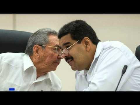 "Cuba Gives Venezuela ""Unconditional Support"", Maduro Seeks Decree Powers Against US"