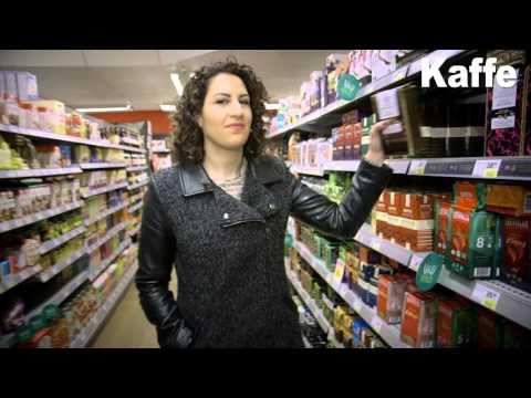 Tiếng Thụy Điển bài 15: Đi siêu thị
