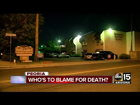 Woman suffers heat-related death after leaving elderly care facility