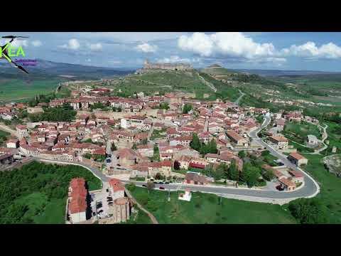 Atienza HD (Guadalajara, Castilla-La Mancha) Dron