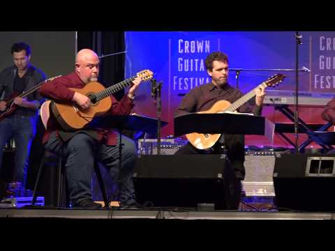 LAGQ and Dweezil Zappa // Live at the Crown 2015
