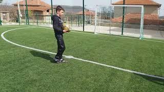 Футболни предизвикателства част 1