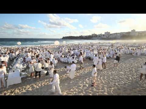 Dîner En Blanc - Sydney 2013, Official Video