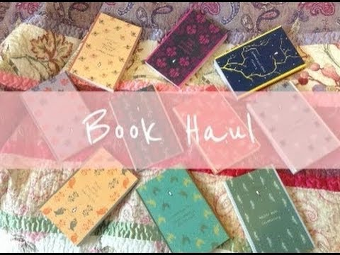 Book Haul | Penguin English Library | March 2013