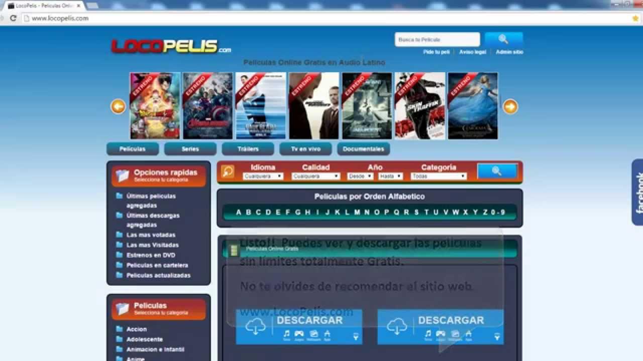 ver peliculas chilenas online gratis