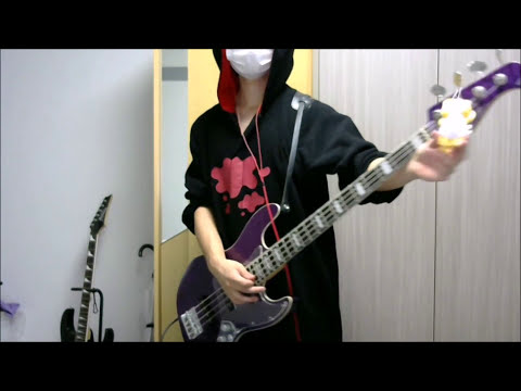 東京テディベア ベースで弾いてみた【れいちゃそ】