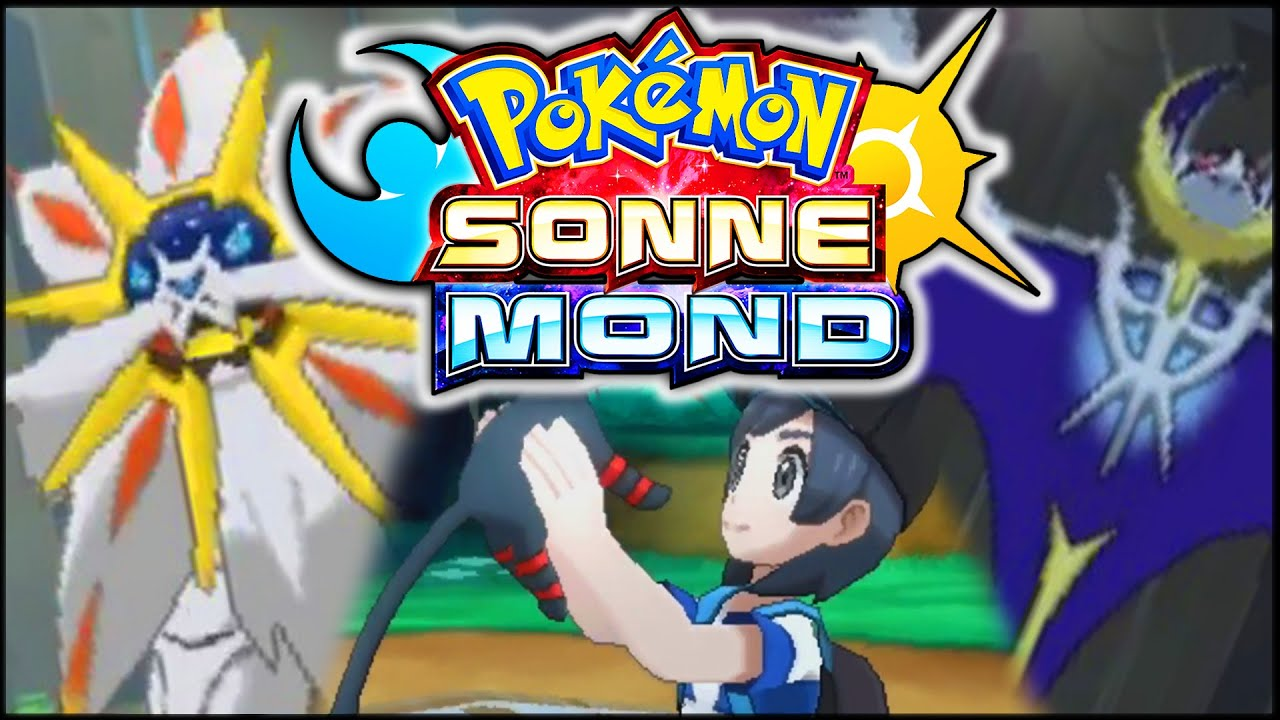 pokemon sonne mond